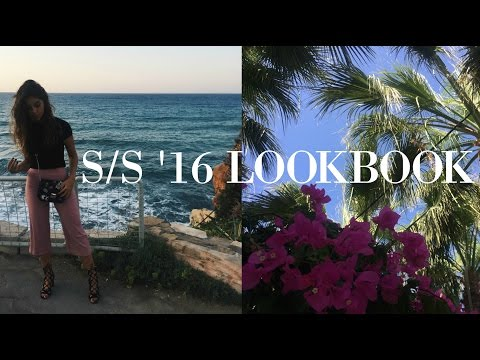 S/S '16 LOOKBOOK