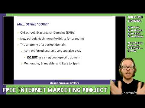 4.2 The Anatomy of a Perfect Domain Name
