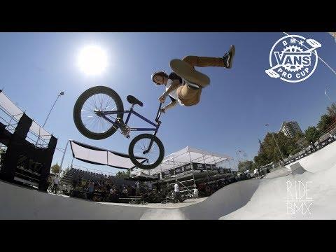 VANS BMX PRO CUP CHILE - PRACTICE RAW CLIPS