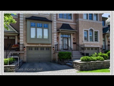 The Classics Townhomes at 193-199 La Rose - Buy Sell Townhouse in Etobicoke (Royal York and La Rose)