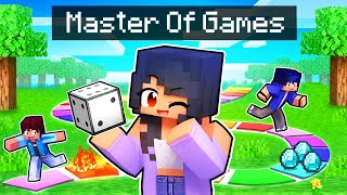 Playing as the MASTER of GAMES in Minecraft!