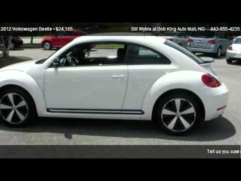 2012 Volkswagen Beetle 2dr Cpe Man 2.0T Turbo PZEV - for sale in Wilmington, NC 28403
