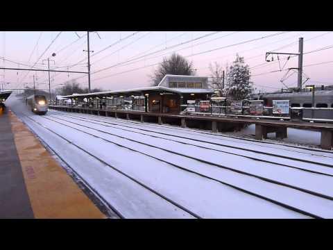 Princeton Junction Amtrak Acela Express