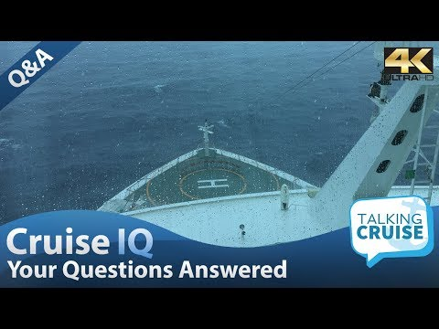 Cruise IQ - How can I avoid getting seasick on a cruise ship?