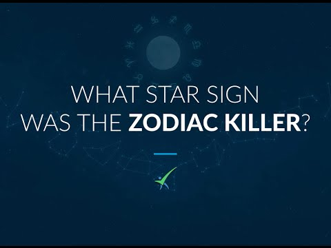 What Star Sign Was The Zodiac Killer?