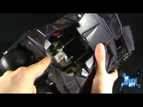 Toy Spot - MattelBatman BeginsBatmobile