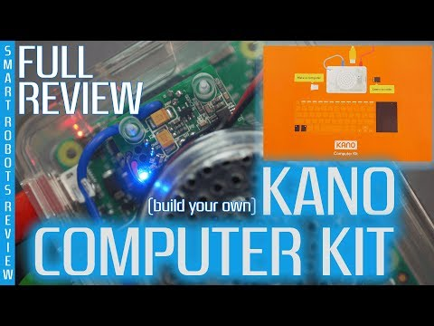 KANO build your own Computer Kit - Full Review - Best STEM - Smart Robots Review