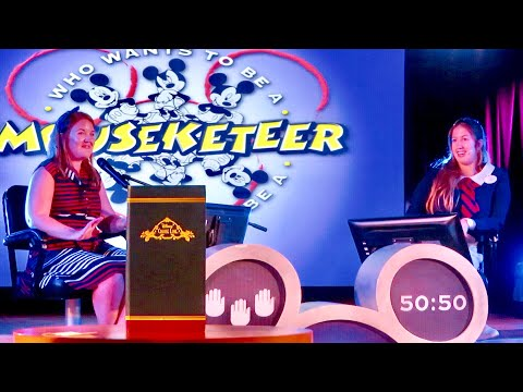 Bingo, WWTBA Mouseketeer & The Snuggly Duckling   Disney Cruise Line Vlog   Disney Magic   May 2018