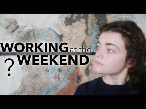 Working at the Weekend?