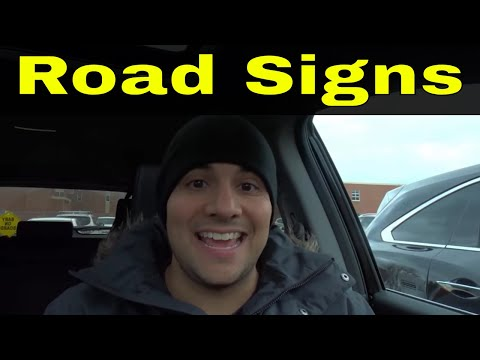 Reason To Fail The Driving Test-Not Obeying Road Signs