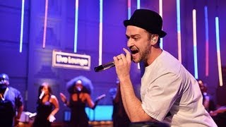 Justin Timberlake - Live Lounge Special 2013 (FULL)