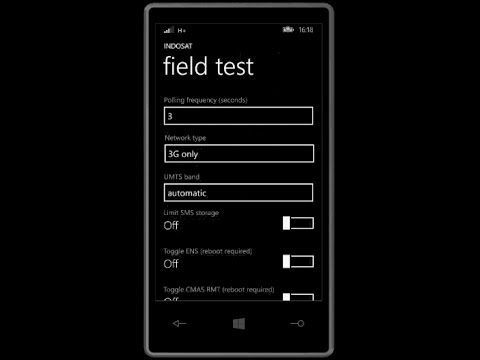 How to lock 3G only in windows phone 8,8.1,10