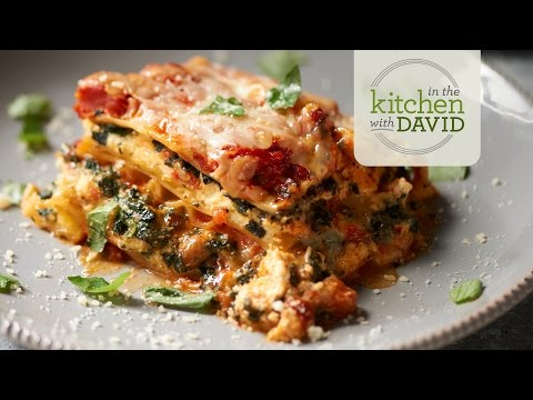 How to Make Pressure Cooker Spinach Lasagna