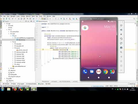 Using WhatsNew library in Android Studio