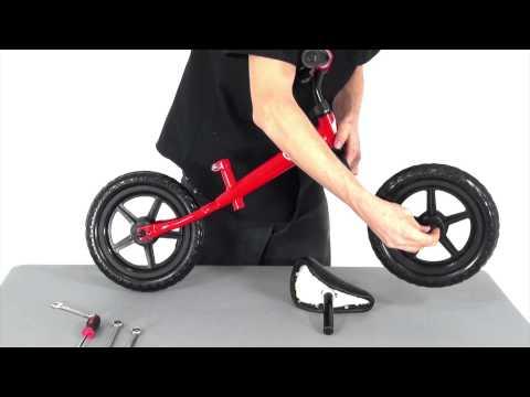 Balance Bike Assembly