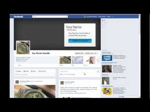 How To Change Facebook Timeline Cover | Change Facebook Timeline Cover Image