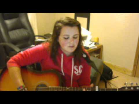 Taylor Swift- Teardrops on my Guitar (cover)