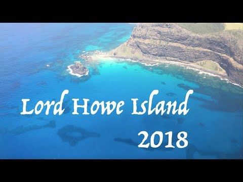 Lord Howe Island 2018