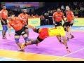 Pro Kabaddi 2019 Highlights U Mumba Vs Gujarat Fortunegiants 32 20