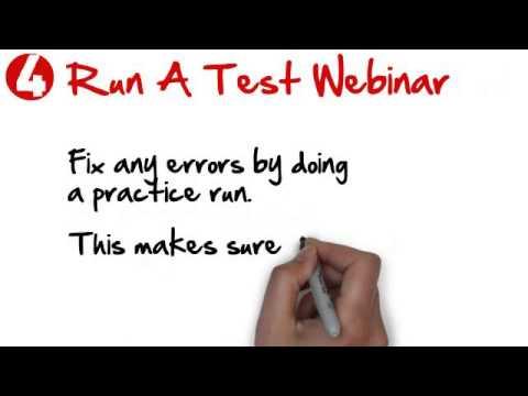 How To Create A Webinar And Host A Webinar