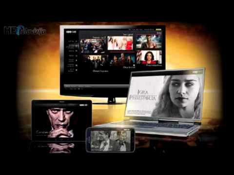 HBO GO na Samsung Smart televizorima