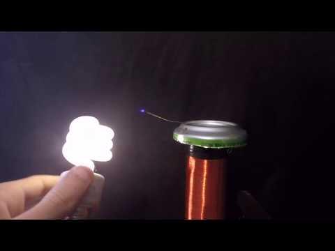 DIY Solid State Tesla Coil
