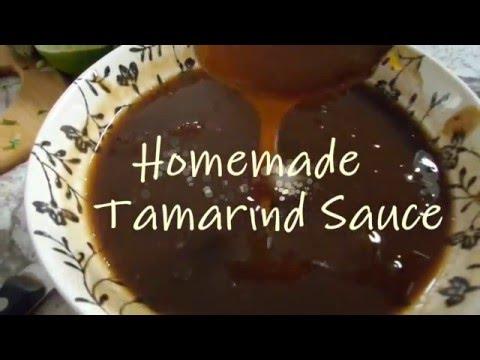 Tamarind Sauce/ Chutney