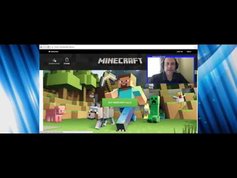 Installing Minecraft and SKrafty to your computer.