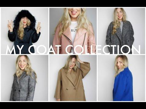 My Coat Collection | Sarah-Rose