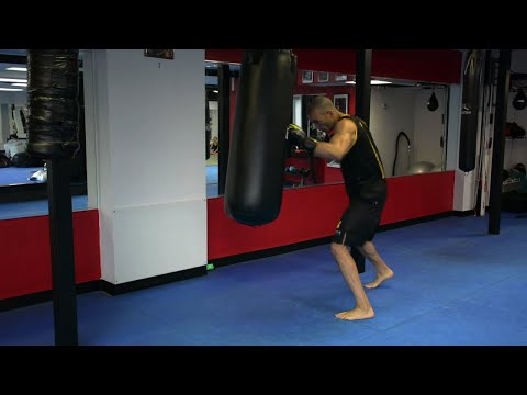 Heavy Bag Tabata High Intensity Boxing Training