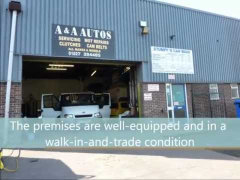 3517, Garage Business For Sale, in Fazeley, Staffordshire, Preferred Commercial