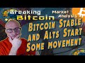 Breaking Bitcoin Market Update Bitcoin Holding 8000 As Altcoins Celebrate Christmas Live TA