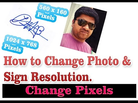 How To Enlarge a Low Resolution Image For online application