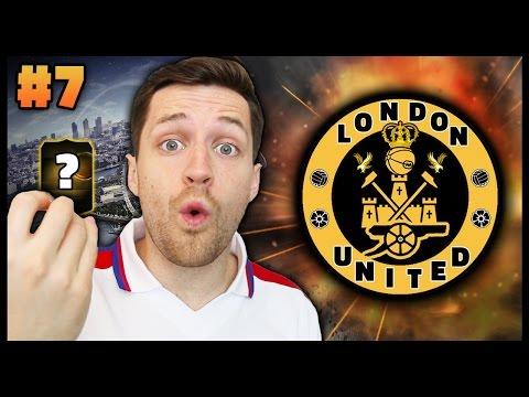 LONDON UNITED! #7 - Fifa 15 Ultimate Team