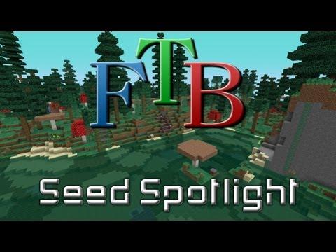 Minecraft Feed the Beast Unleashed Seed - Hermitcraft FTB Server Seed