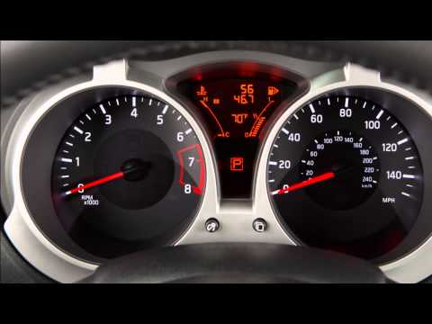 2015 NISSAN Juke - Tire Pressure Monitoring System (TPMS)
