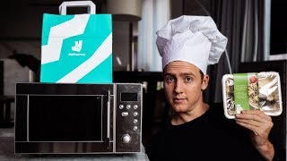 I Sold Microwave Meals On Deliveroo