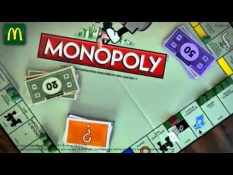 Monopoly @ McDonald's [2011]