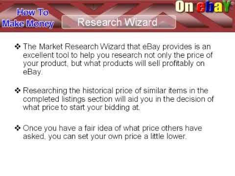 (www.ebayauctionprofits.info) *What Price Should You Start Your Bidding*