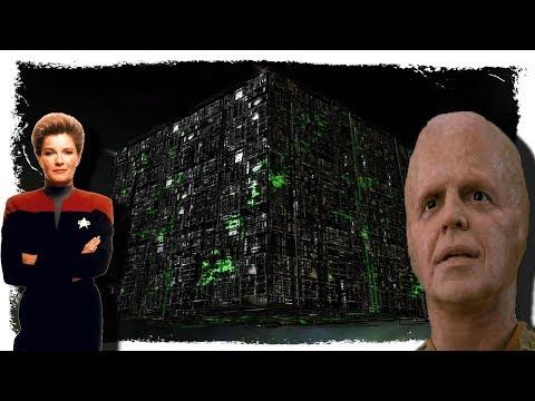 The Borg : How Janeway doomed Civilizations (Borg 8472 War)