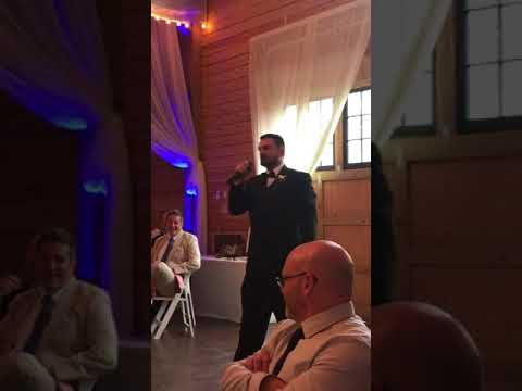 When The Father of the Bride NAILS it. Every emotion possible in three minutes.