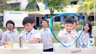 Safeguard Germs Expose Test