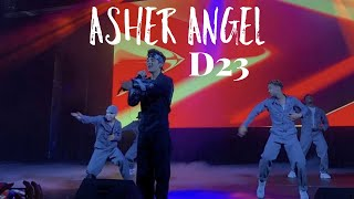 Asher Angel - D23 Expo