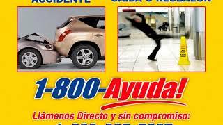 """ABOGADOS DE ACCIDENTES"" Mejor Abogado de Accidente de auto Aqui"