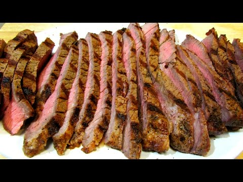 How to Turn a Bland Steak into a Delicious Steak - Brined Top Round Steak - London Broil