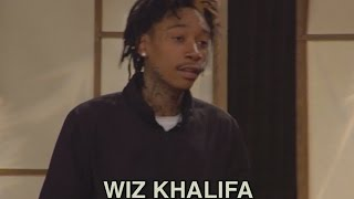 Wiz Khalifa | The Eric Andre Show | Adult Swim