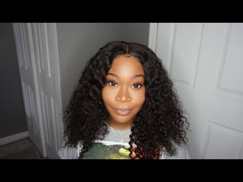 DIY Lace Closure Sew-In FOR BEGINNERS + MAINTENANCE ROUTINE