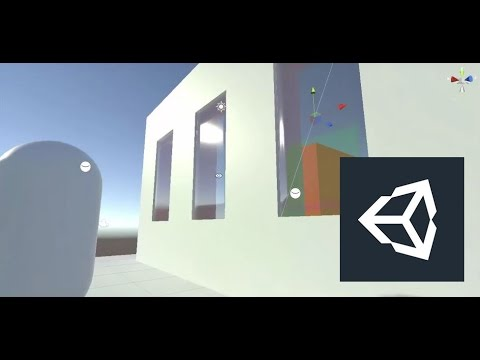 Unity 5 Tutorial - Basic Glass with the Standard Shader