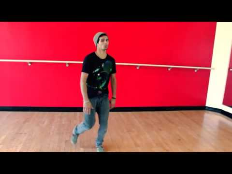 FREESTYLE Dance Tutorial   Lower Body   How To  Hip Hop Moves w  Chris Koehl