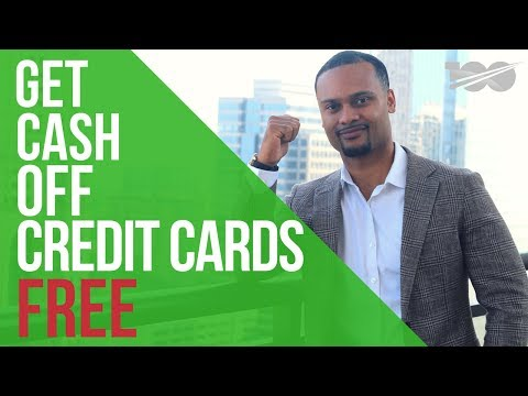 How To Get Cash Off Credit Cards Without Fees